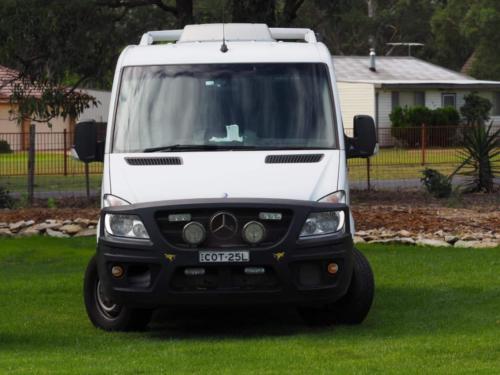 Front Van